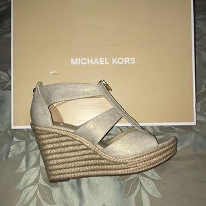 Michael Kors Platform Wedges